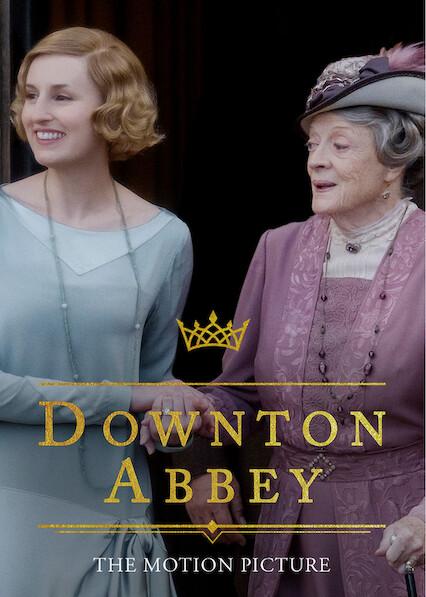 Downton Abbey on Netflix UK
